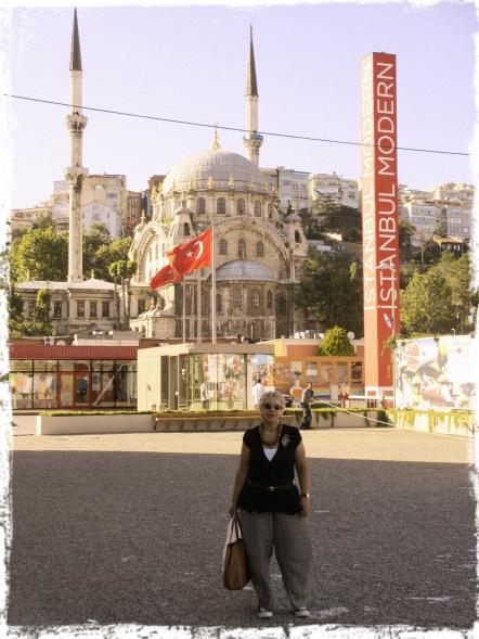 dori @ the istanbul modern