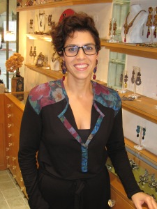 Esti our store manager
