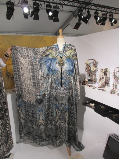 One of the kaftans from Dori's latest kaftan collection.