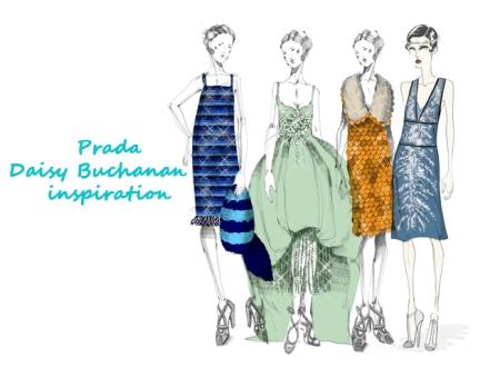 trending: art deco in fashion à la the great gatsby
